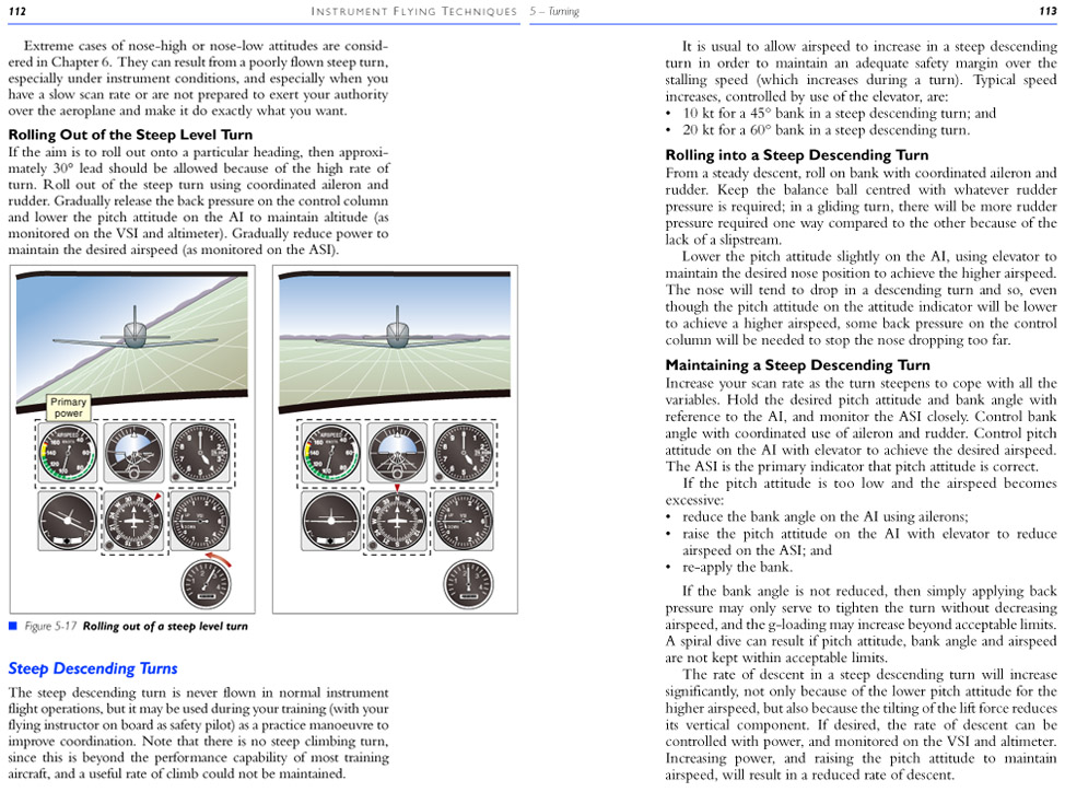 Air pilot's manual flying training: volume 1: dorothy saul.